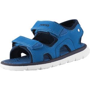 Reima Bungee Sandals Barn brave blue brave blue