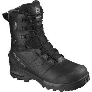 Salomon Toundra Pro CSWP Shoes Herr black/black/magnet black/black/magnet