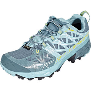 La Sportiva Akyra GTX Shoes Dam slate/sulphur slate/sulphur