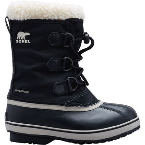 Sorel Yoot Pac Nylon Boots Ungdomar Black Black