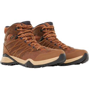 The North Face Hedgehog Hike II Mid GTX Shoes Herr Timber Tan/India Ink Timber Tan/India Ink