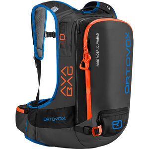 Ortovox Free Rider 22 Backpack incl. Kit black anthracite black anthracite