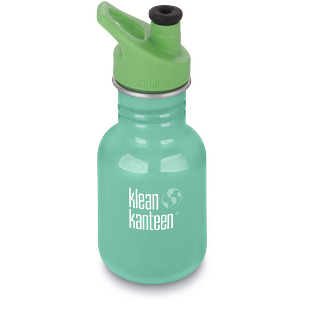 Klean Kanteen Kid Classic Bottle Sport Cap 3.0 355ml Barn sea crest