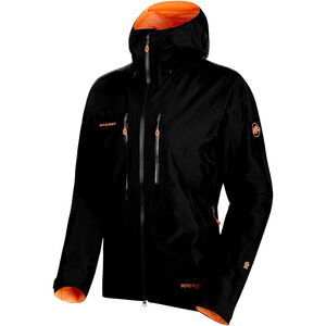 Mammut Nordwand Advanced HS Hooded Jacket Herr black black