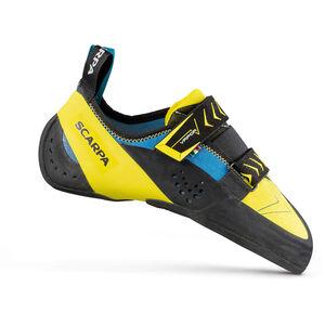 Scarpa Vapor V Climbing Shoes Herr ocean-yellow ocean-yellow