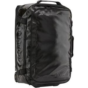 Patagonia Black Hole Wheeled Duffel Bag 40l Black Black