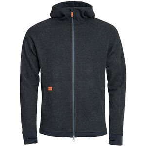 Röjk Eskimo Wool Hoodie Herr blackberry blackberry