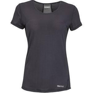 Marmot Aero SS Shirt Dam black black