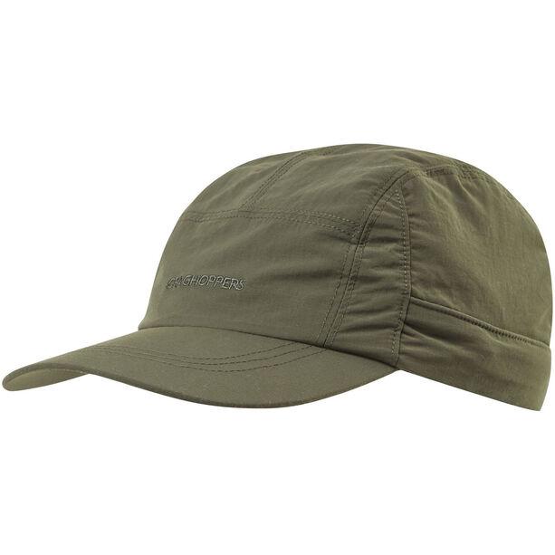 Craghoppers NosiLife Desert Hat Herr dark khaki