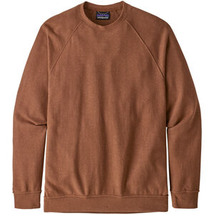 Patagonia Trail Harbor Crewneck Sweatshirt Herr sisu brown sisu brown