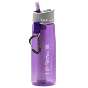 LifeStraw Go 2.1 Bottle purple purple