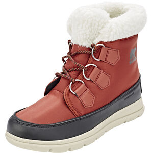 Sorel Expl**** Carnival Boots Dam rusty/black rusty/black
