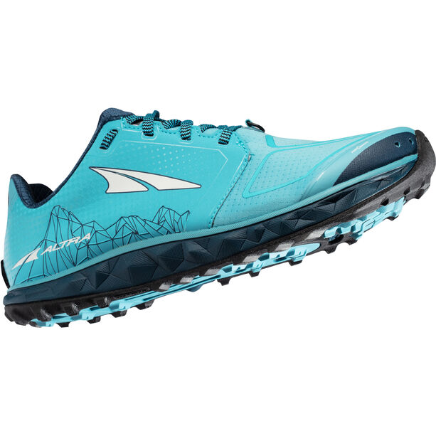 Altra Superior 4.0 Running Shoes Dam light blue