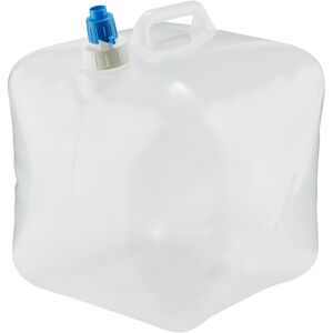 CAMPZ Water Canister 15l foldable transparent transparent