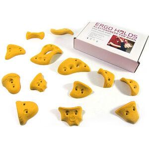 Ergoholds EH Sport Barngrepp Barn gul gul