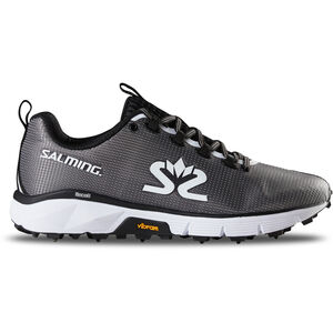 Salming iSpike Shoes Herr Grey/Black Grey/Black