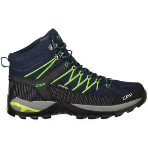 CMP Campagnolo Rigel Mid WP Trekking Shoes Herr black blue-gecko