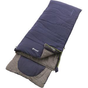 Outwell Contour Sleeping Bag Barn royal blue royal blue