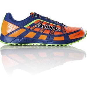 Salming Trail T3 Shoes Herr shocking orange/deep blue shocking orange/deep blue