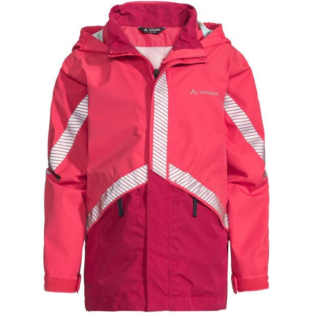 VAUDE Luminum II Jacket Barn bright pink
