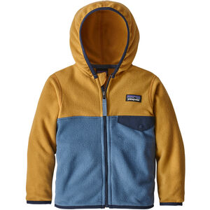 Patagonia Micro D Snap-T Jacket Barn woolly blue woolly blue