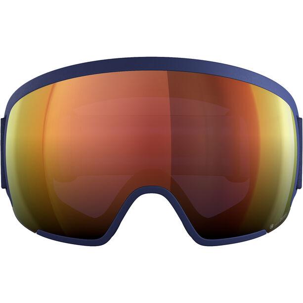 POC Orb Clarity Goggles lead blue/spektris orange