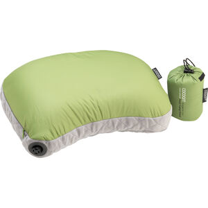 Cocoon Air Core Hood/Camp Pillow Ultralight wasabi/grey wasabi/grey