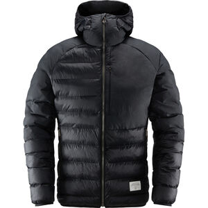 Haglöfs Dala Mimic Hood Jacket Herr true black true black