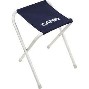 CAMPZ Aluminium Folding Stool blue blue