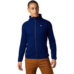 Mountain Hardwear Kor Preshell Jacket Herr nightfall blue nightfall blue