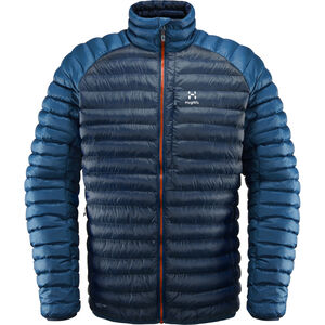 Haglöfs Essens Mimic Jacket Herr tarn blue/blue ink tarn blue/blue ink