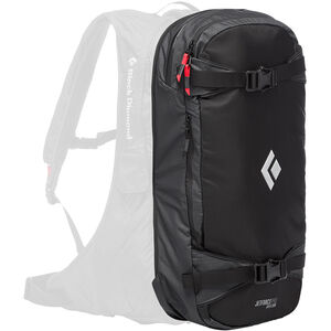 Black Diamond Jetforce Pro Split Booster Split Pack 25l Black Black