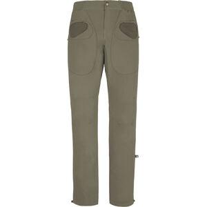 E9 Rondo Slim Trousers Herr warm grey warm grey