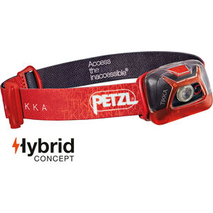 Petzl Tikka Headlamp Red Red