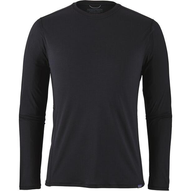 Patagonia Capilene Cool Lightweight LS Shirt Herr black