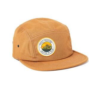 United By Blue Trail Trusted 5-Panel Hat Khaki Khaki