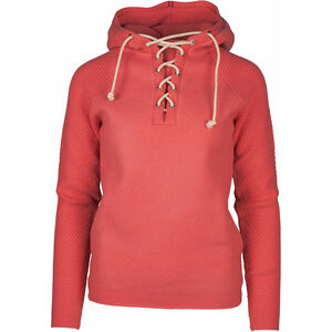 Amundsen Sports Boiled Laced Hoodie Dam weathered red weathered red