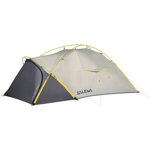 SALEWA Litetrek Pro III Tent lightgrey/mango lightgrey/mango