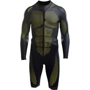Colting Wetsuits Sr03 Swimrun Wetsuit Herr black black