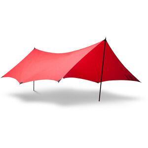 Hilleberg Tarp UL 10 röd röd