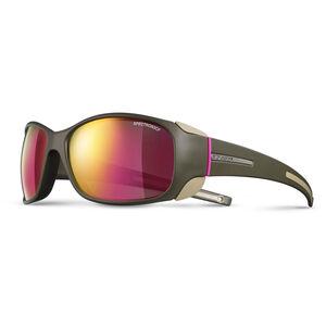 Julbo Monterosa Spectron 3CF Sunglasses Dam army/camel/pink-pink army/camel/pink-pink