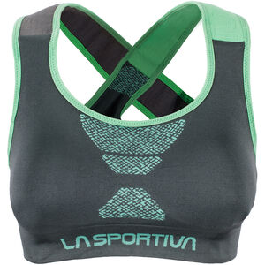 La Sportiva Focus Top Dam slate/jade green slate/jade green