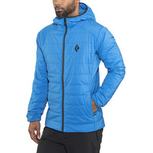 Black Diamond First Light Hoody Jacket Herr bluebird bluebird