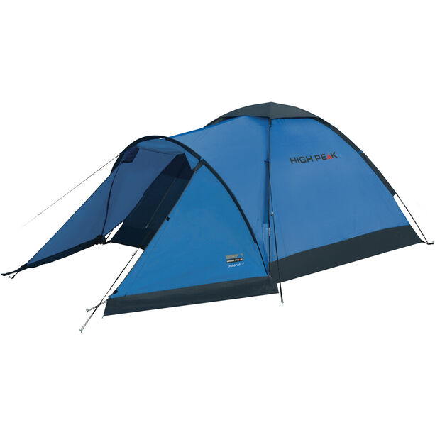High Peak Ontario 3 Tent blue/grey