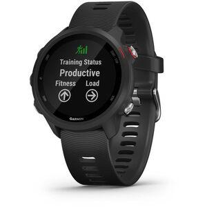 Garmin Forerunner 245 Music GPS Smartwatch Black/Red Black/Red