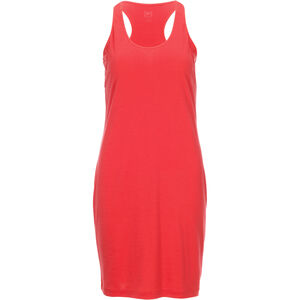 super.natural Essential Racer Dress Dam clove red clove red