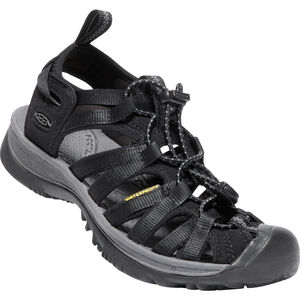 Keen Whisper Sandals Dam black/magnet
