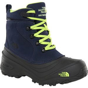 The North Face Chilkat Lace II Boots Barn cosmic blue/lime green cosmic blue/lime green