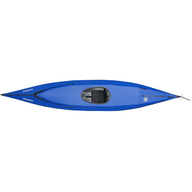 Triton advanced Vuoksa 2 Advanced Complete Set blue/black
