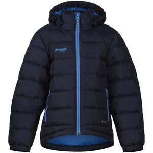 Bergans Down Jacket Barn Navy/Light Winter Sky Navy/Light Winter Sky